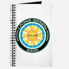 Living Green Idaho Solar Energy Journal