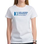 100% Natural Women's T-Shirt