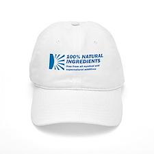 100% Natural Cap
