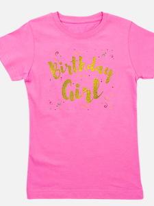Birthday Girl Girl's Tee