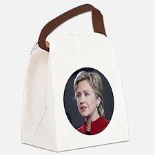 Unique Free thinker Canvas Lunch Bag