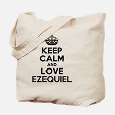Unique Ezequiel Tote Bag