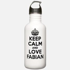 Unique Fabian Water Bottle