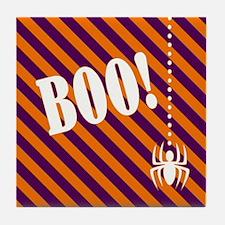 BOO! Tile Coaster
