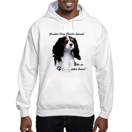 CKCS Breed Hooded Sweatshirt