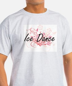 Cute Dancing on ice T-Shirt