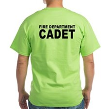 Fire Department Cadet T-Shirt