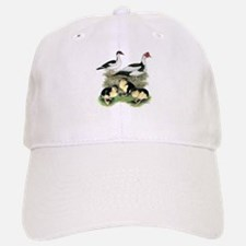 Muscovy Ducks Black Pied Baseball Baseball Baseball Cap
