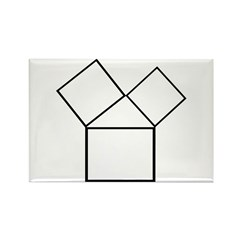 The 47th problem Rectangle Magnet