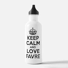 Cute Favre Water Bottle