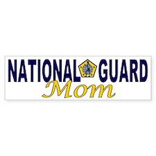 National Guard Mom Bumper Bumper Sticker