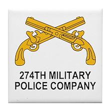 274th MP Company <BR>Tile Coaster 2