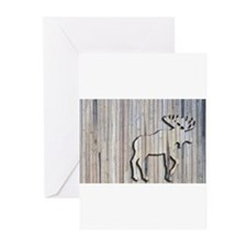 Unique Cabin Greeting Cards (Pk of 20)