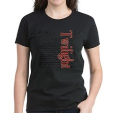 Unique I love edward cullen Tee