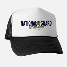 National Guard Grandpa Trucker Hat