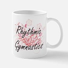 Rhythmic Gymnastics Artistic Design with Flow Mugs