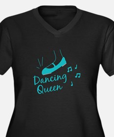 Dancing Queen Plus Size T-Shirt