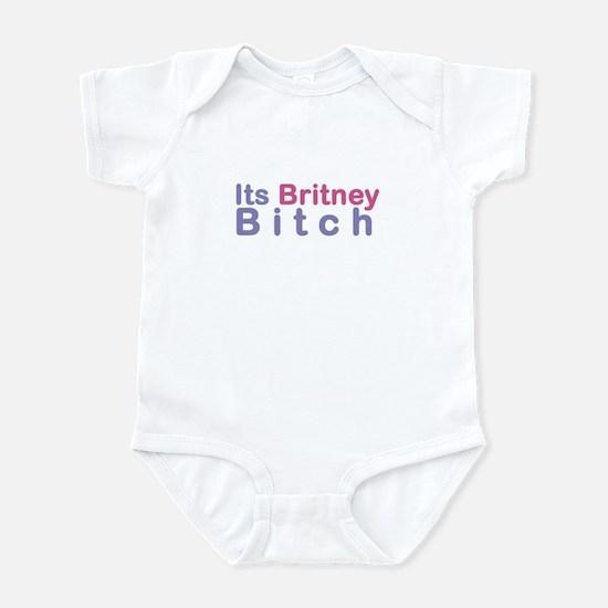 Its Britney Bitch Body Suit