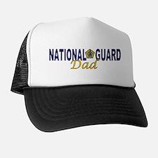 National Guard Dad Trucker Hat