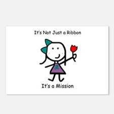 TNT - Mission Postcards (Package of 8)
