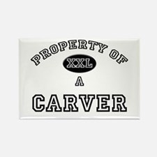 Property of a Carver Rectangle Magnet