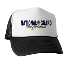 National Guard Boyfriend Trucker Hat