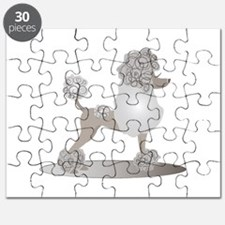 French Poodle Puzzle