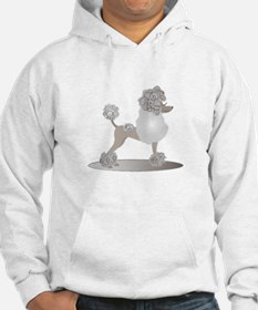 French Poodle Hoodie