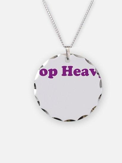 Top Heavy Necklace