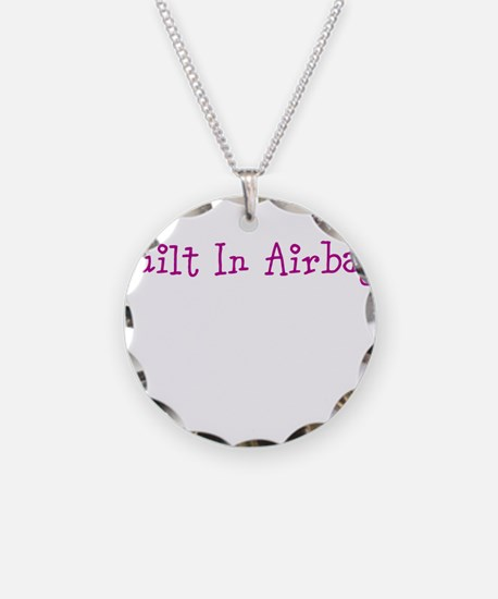 Built In Airbags Necklace