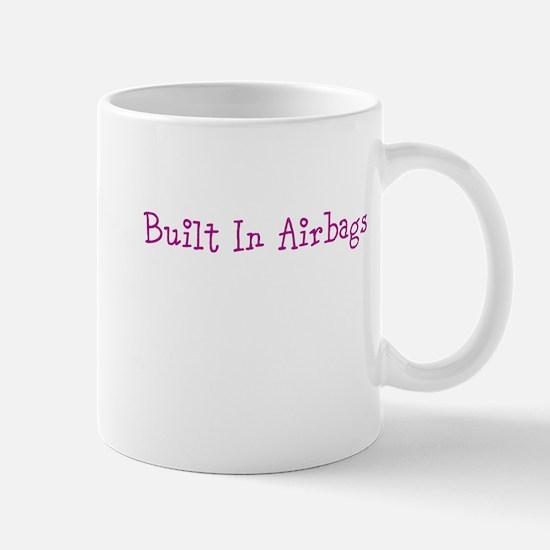 Built In Airbags Mug