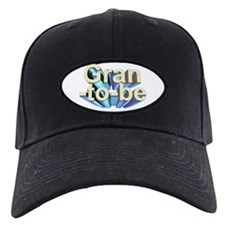 Gran-to-be 3D text Baseball Hat