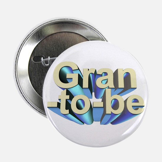 Gran-to-be 3D text Button