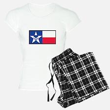 Texas Skull Flag Pajamas