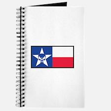 Texas Skull Flag Journal