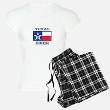 Texas Biker Pajamas