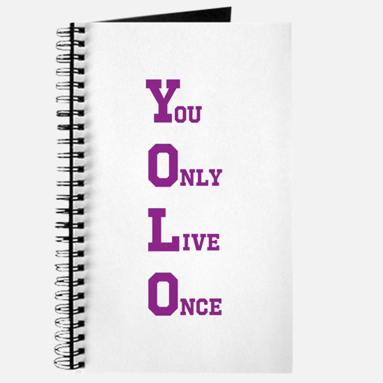 YOLO Journal