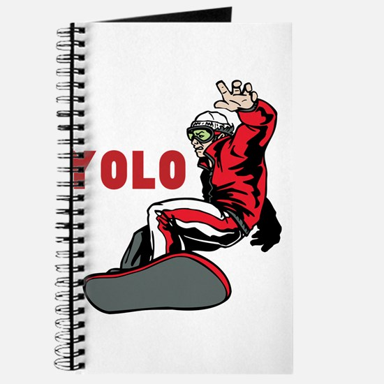 Yolo Snowboarding Journal