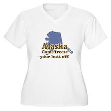 Alaska Is Cold T-Shirt