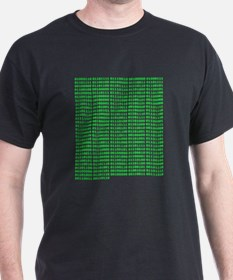 Binary John 3:16 T-Shirt