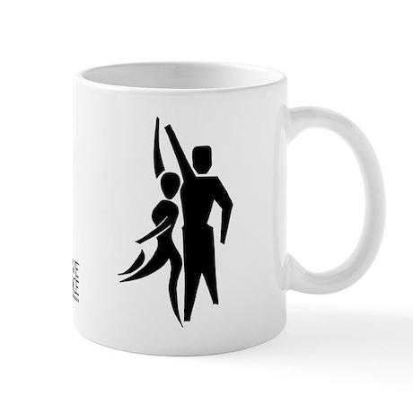 Latin Dancers Mug
