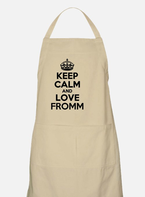 Cute Fromm Apron