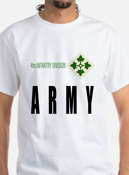 Cute Army divisions Shirt