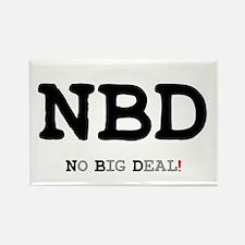 NBD - NO BIG DEAL! Magnets