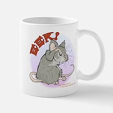 Oki says EEK! Mug