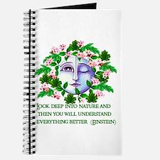 Pagan Spring Goddess Journal