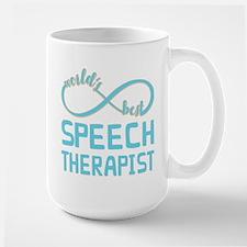 Worlds Best Speech Therapist Mug