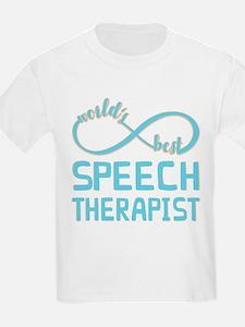 Worlds Best Speech Therapist T-Shirt