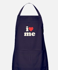 I Heart Me Apron (dark)