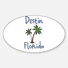 Destin Florida Decal